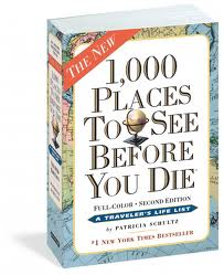 Book Review | 1,000 Places to See Before You Die