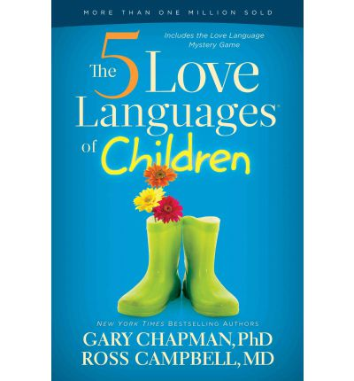 Book Review & Giveaway | The 5 Love Languages of Children