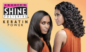 Smooth 'n Shine Keratin Tamer