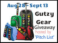 Gutzy Gear Review & Giveaway