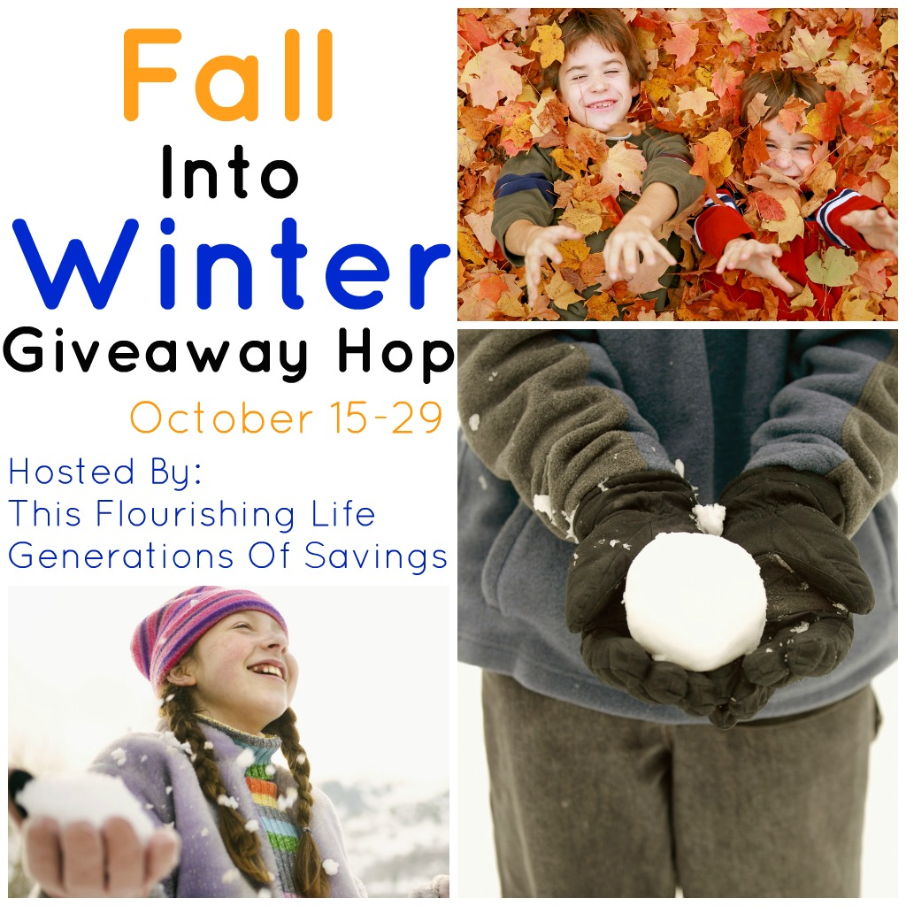 Fall Into Winter Giveaway Event
