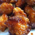 BBQ Sweet and Sour Chicken