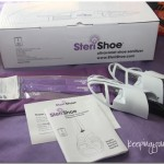 SteriShoe Product Review and Giveaway