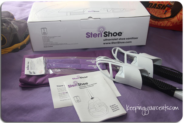 SteriShoe Product Review