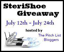 SteriShoe Giveaway