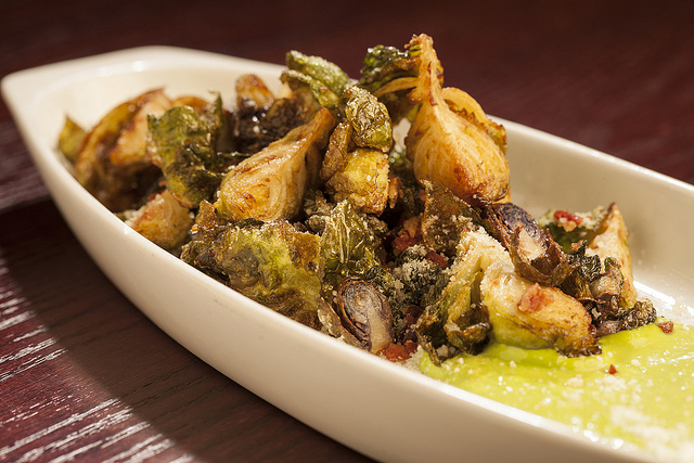 Good Eatin Recipe Hop | Glazed Brussels Sprouts