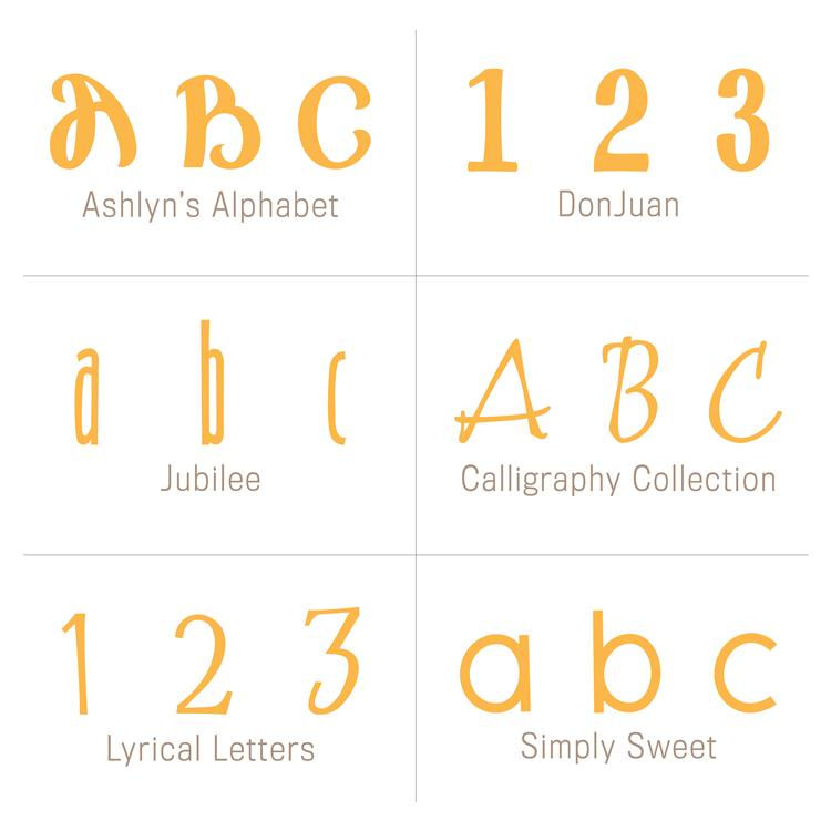 Cricut Fonts Collection Sale - Keeping Your Cents