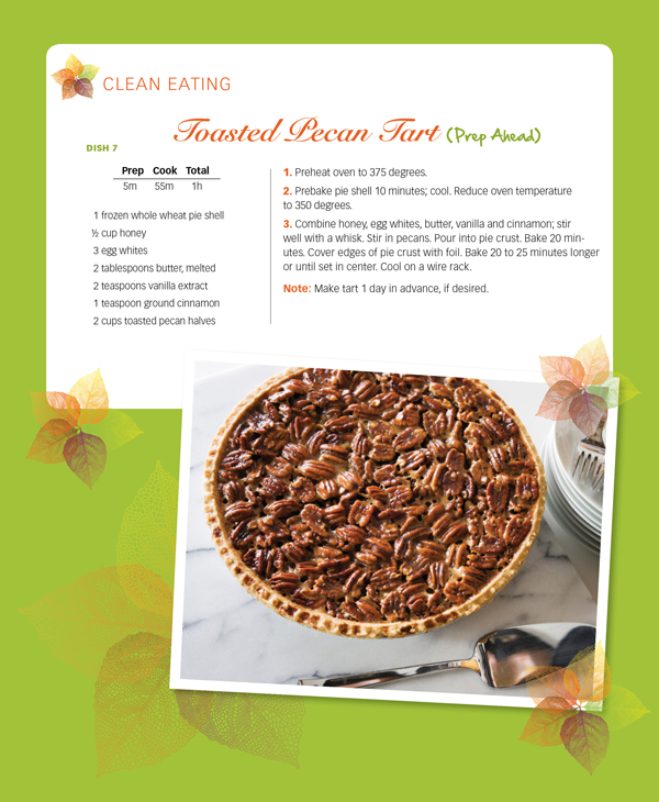 Good Eatin Recipe Hop | Toasted Pecan Tart