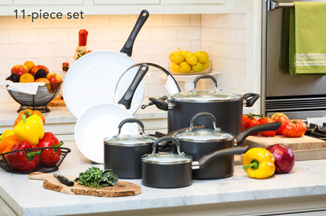 Ceramic Cookware Sets From $69
