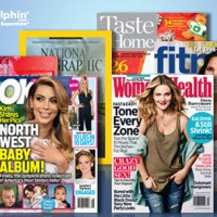 $12 for a $25 magazine gift voucher