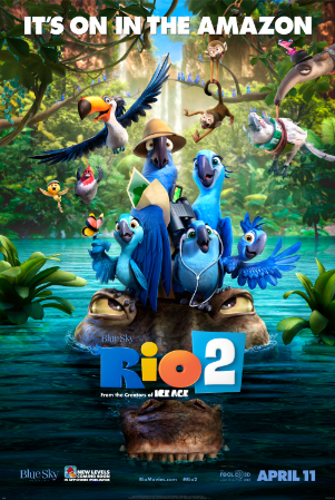 It's On in the Amazon – Rio 2