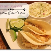 Taco Tuesday and Gorton's #RealFabulous Review