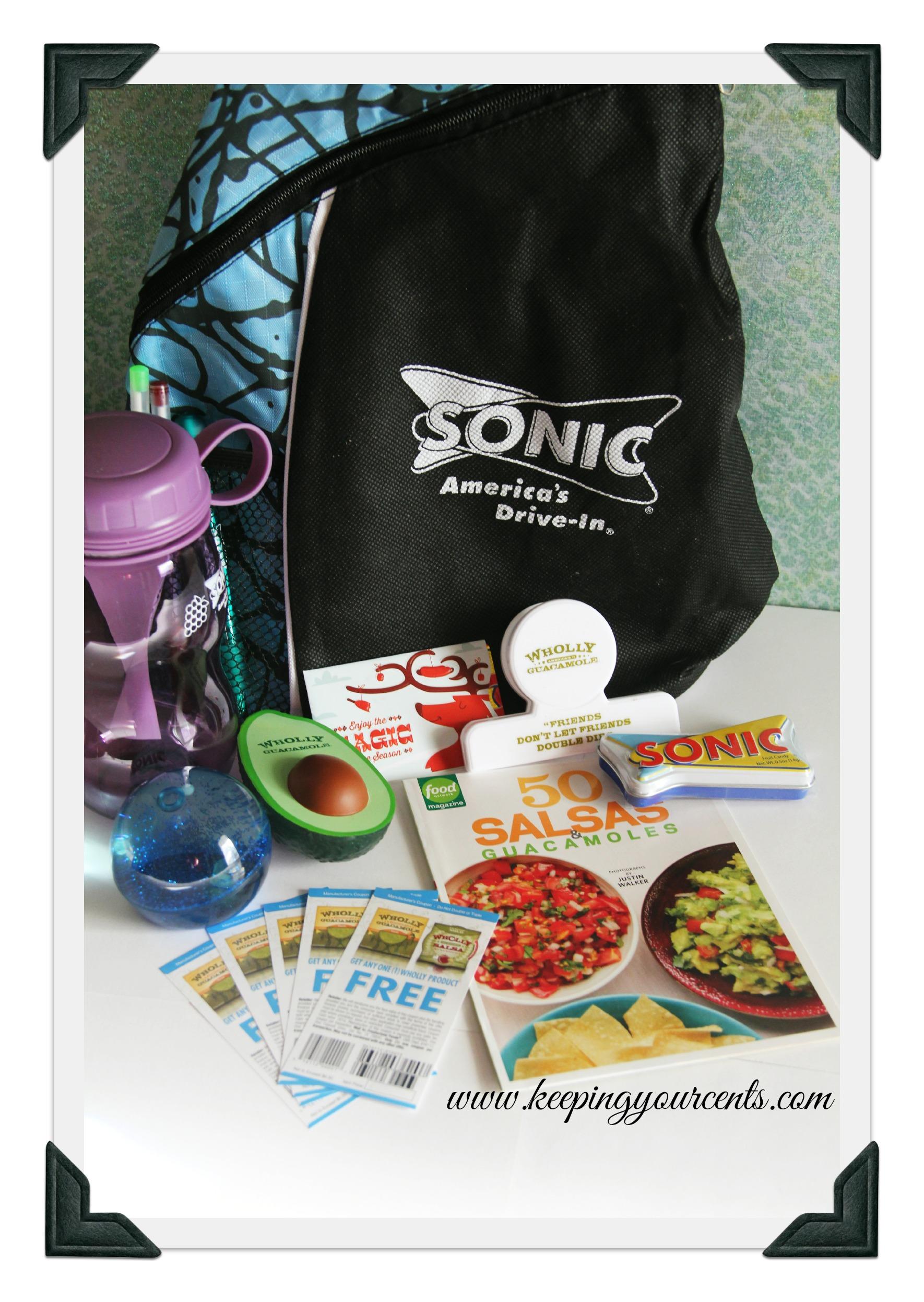 Sonic Gift Pack