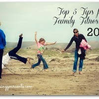 Top 5 Tips for Family Fitness in 2014