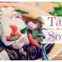 Good Eatin' Recipe Hop | Taco Soup