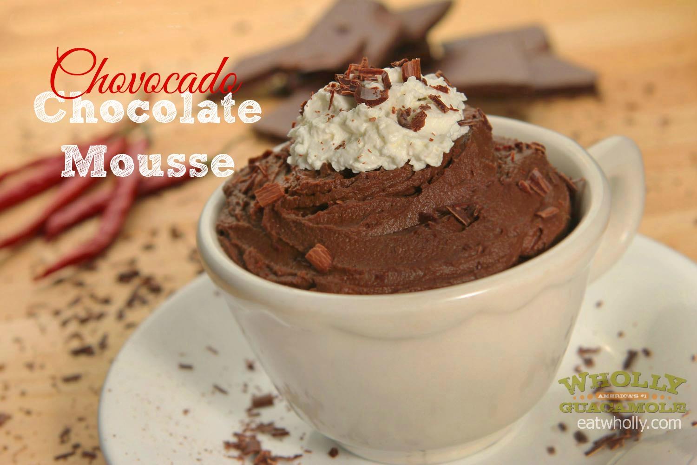 Wholly Guacamole Chovocado Mousse 2