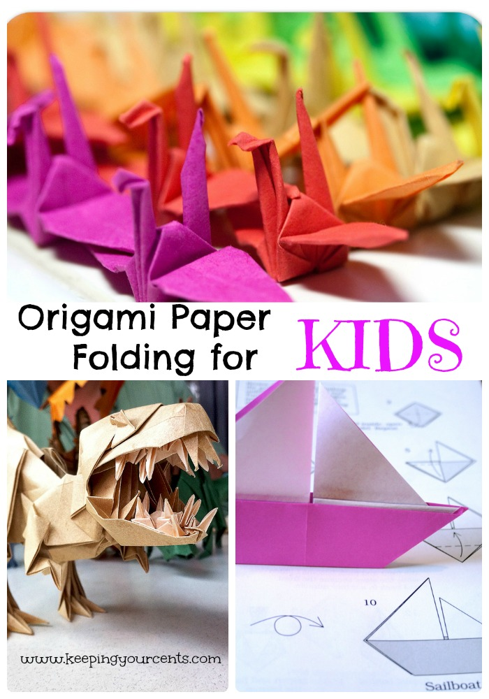 Origami Paper Folding for Kids