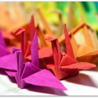 National Craft Month | Origami Paper Folding for Kids