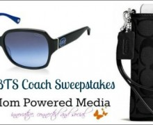Back to School Coach Sweepstakes