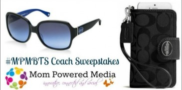Back to School Coach Giveaway