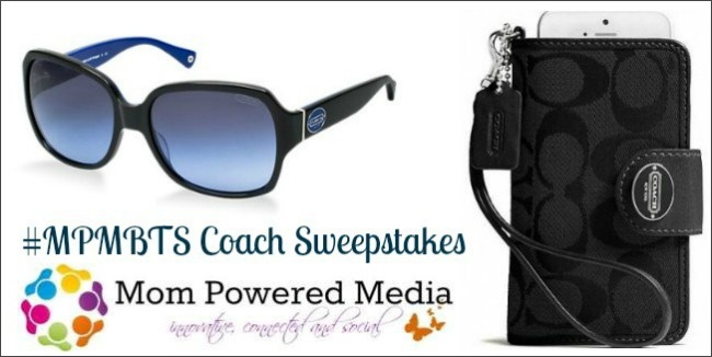 Coach Back to School Giveaway Event