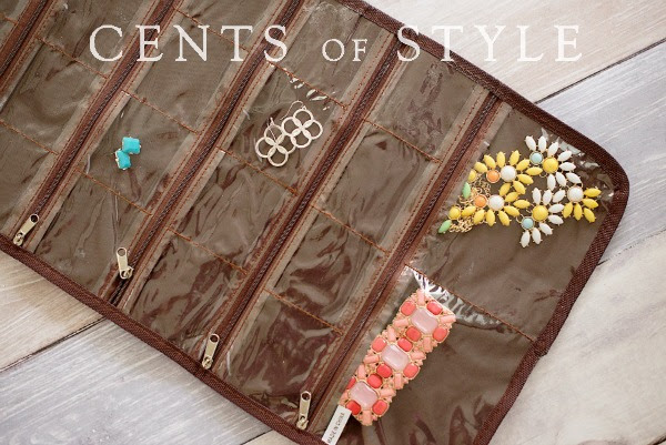 Fashion Friday – Cents of Style Jewelry Organizers