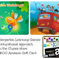 Kids Academy Giveaway & App