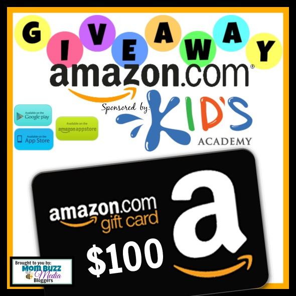 Kid's Academy Giveaway Event