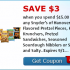 Save $3.00 on Snyder's of Hanover®