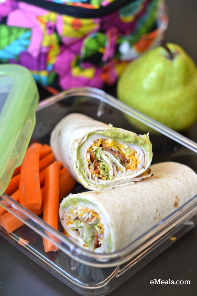 Back to School Meal Planning with eMeals