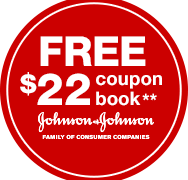 Free $22 J&J Coupon Book at CVS