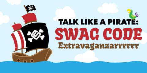 Talk Like a Pirate Swagbucks Extravaganza