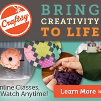 Craftsy's Stash of Possibilities Sale