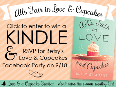 All's Fair in Love and Cupcakes Event