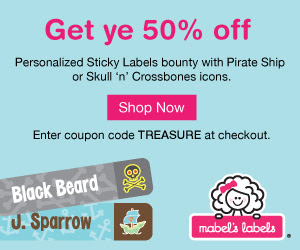 Mabel's Labels Pirate Day Deal
