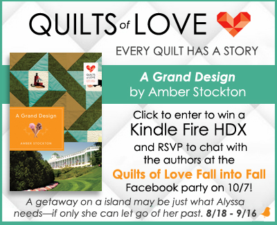 Win a Kindle with Quilts Event