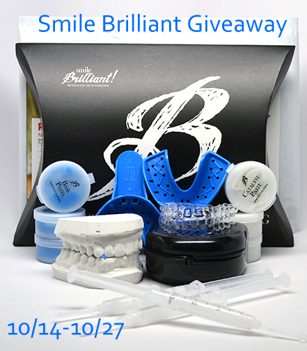 Brilliant Smiles Giveaway Event