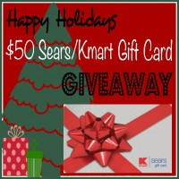 Win a $50 Sears/Kmart Gift Card