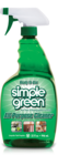 50¢ off any one (1) Simple Green Ready-To-Use All-Purpose Cleaner