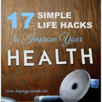 17 Simple Hacks to Improve Your Health