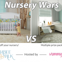 Nursery Wars Contest + Giveaway! Win Over 40 Prizes