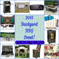 Backyard BBQ Giveaway Event