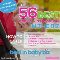 BIBB Magazine Giveaway | Win 56 Gifts for Moms and Babies