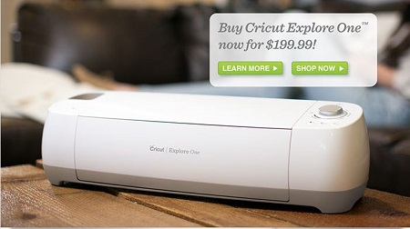 Introducing the Cricut Explore One™