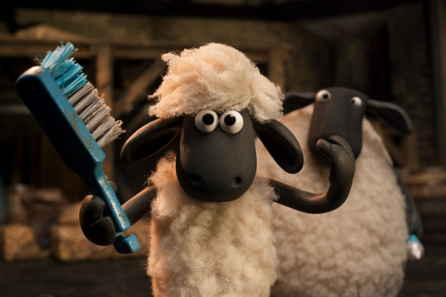 Shaun the Sheep from Lionsgate