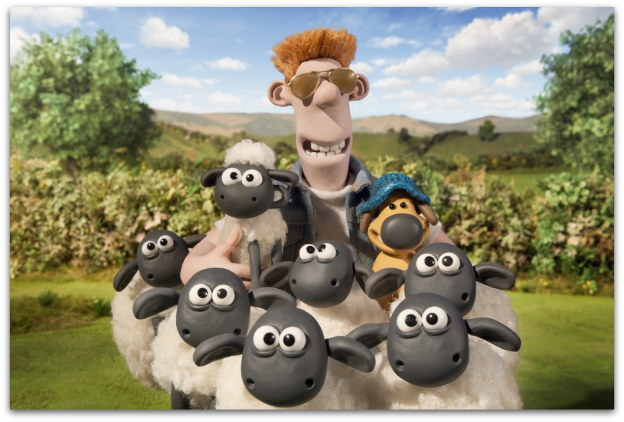 Shaun the Sheep Movie in the USA