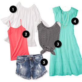 5 Summer Style Must Haves