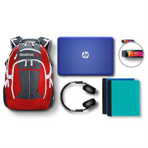 Win Back to School Gear Prize Packs from Office Depot.