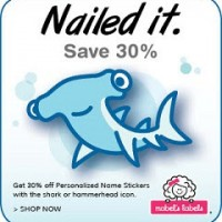 Shark Week With Mabels Labels