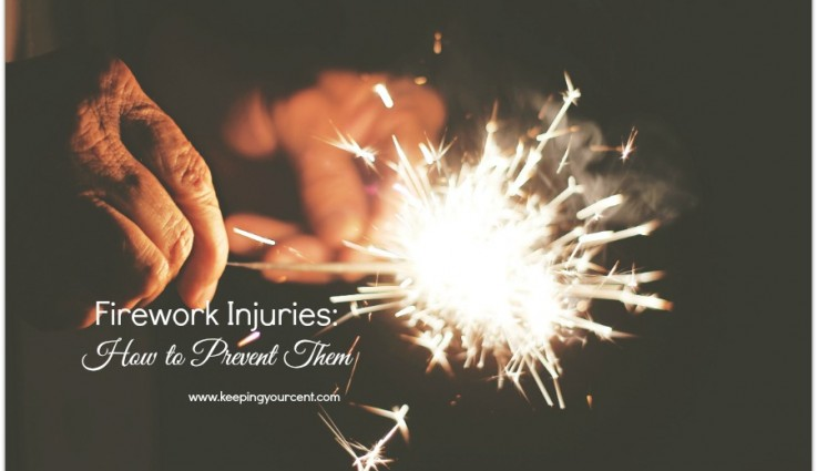 Firework Injuries: How to Prevent Them